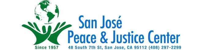 San Jose Peace & Justice Center's Blog